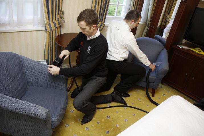 carpet-i372 Carpet and Upholstery Maintenance