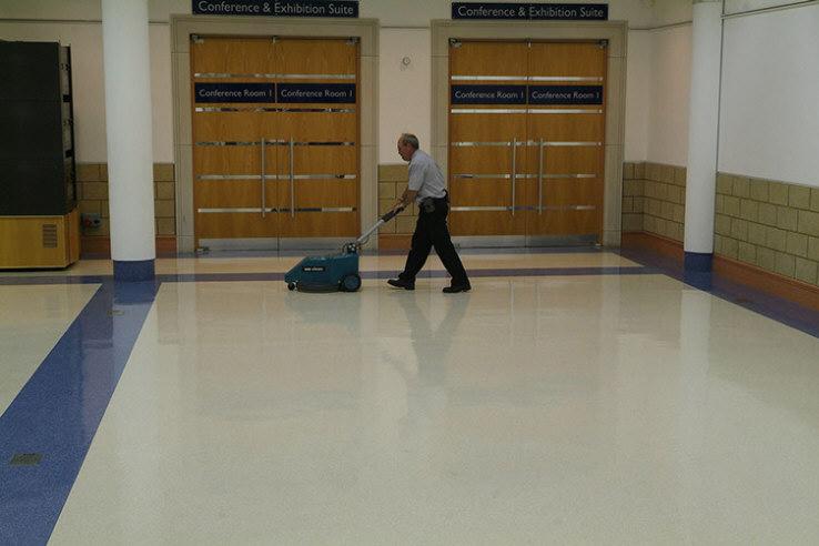 floor-i382 Floor Cleaning