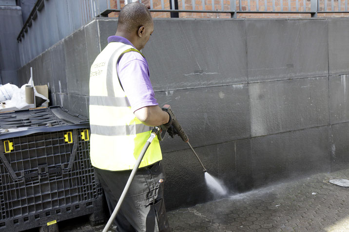 Contract Cleaning Birmingham