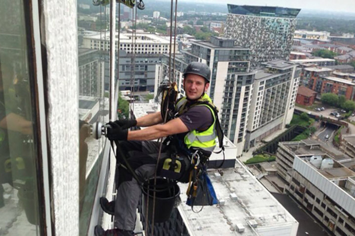 window cleaning Birmingham