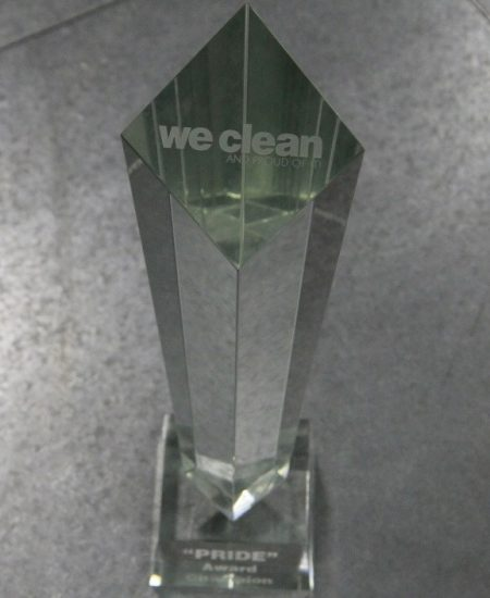 The 'Dee Richards' Pride Award.