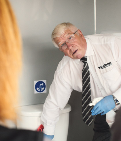 Duncan-HS The Importance of Washroom Hygiene