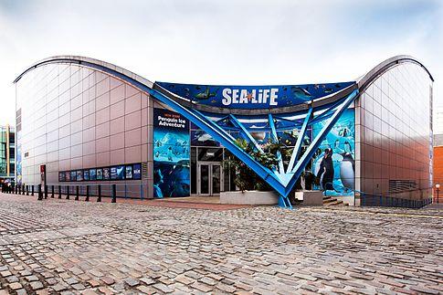 The_National_SEA_LIFE_Centre_Birmingham.jpeg Sea Life Centre Receives A Summer Shine