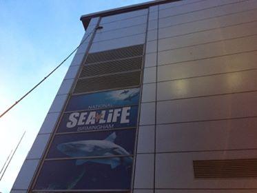 exterior-2 Sea Life Centre Receives A Summer Shine