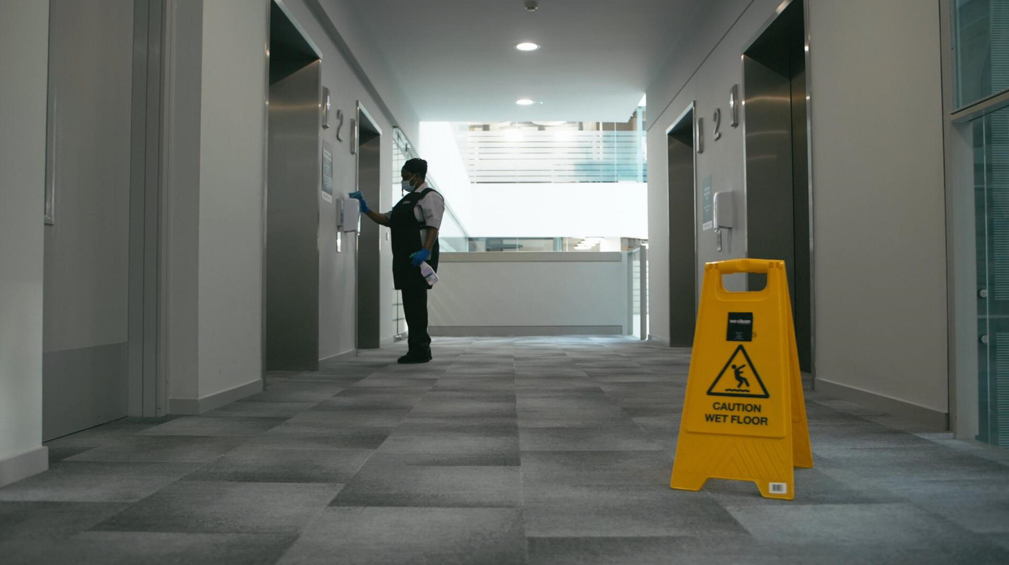 0001-16 Safe Cleaning