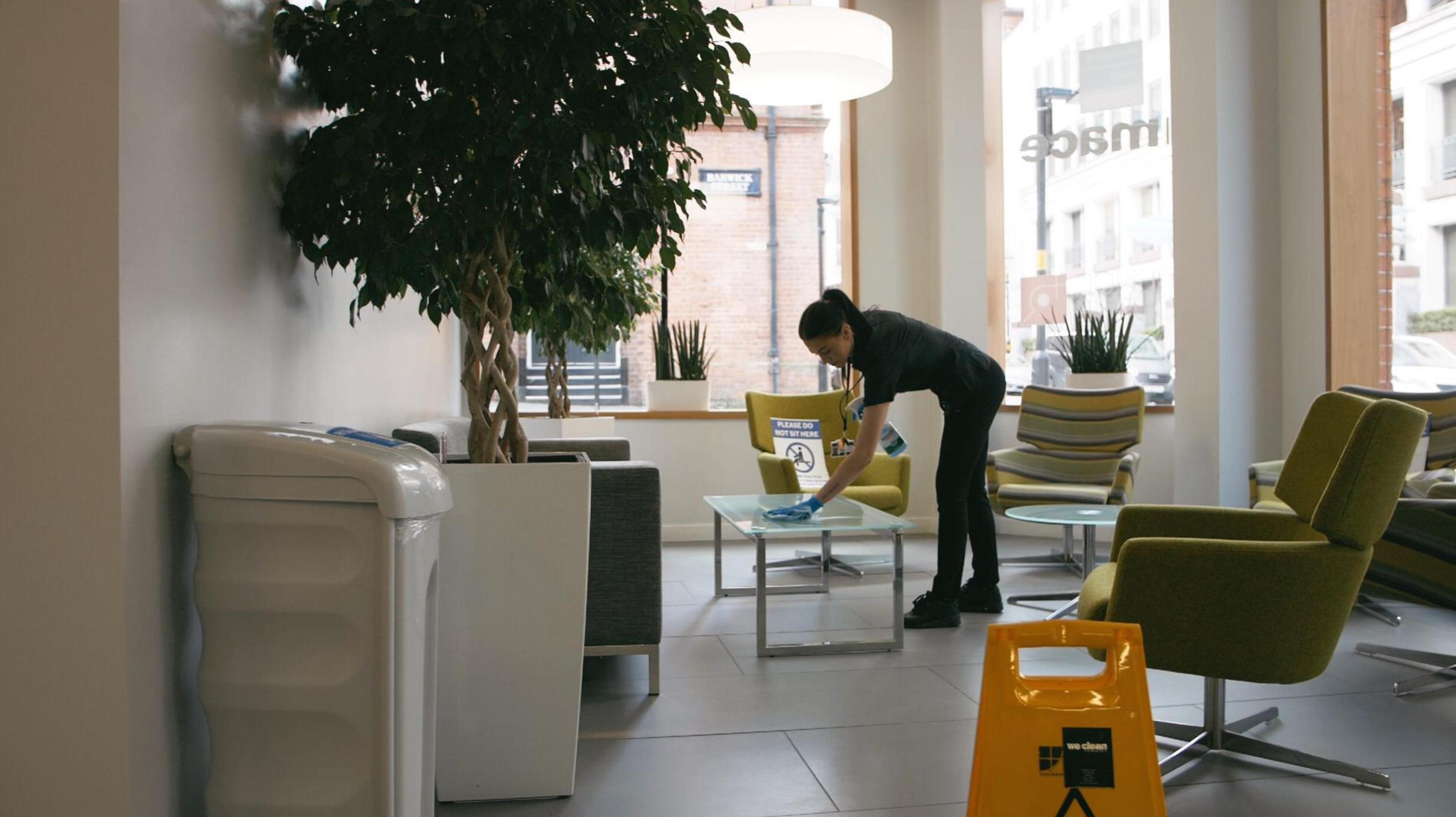0001-24-1 Office Cleaning Birmingham