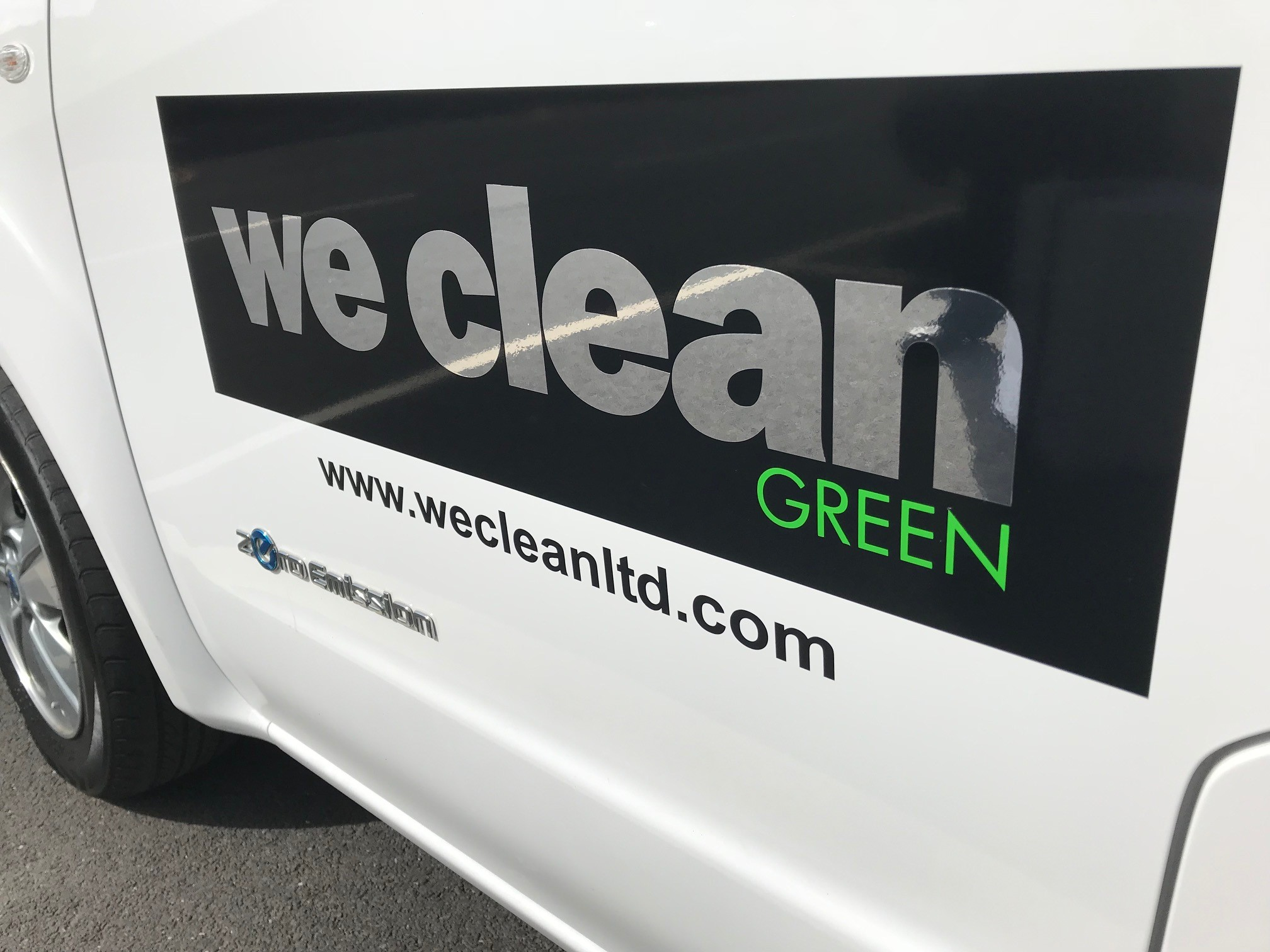 11 Cleaning Green